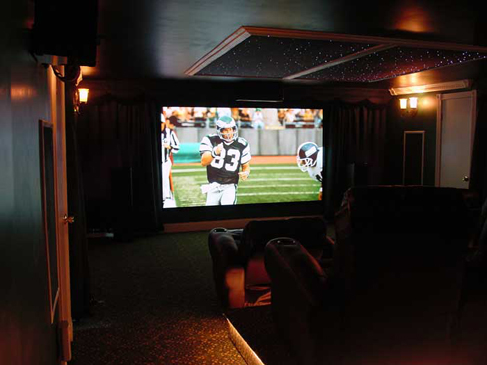 Home Theater TV Installation Murfreesboro Tennessee
