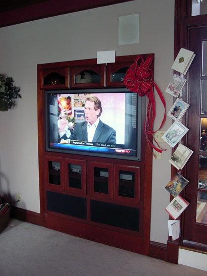 Flat Panel LCD Plasma TV Installation Nashville Tennessee