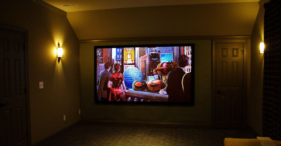 Home Theater TV Installation Gallatin Tennessee