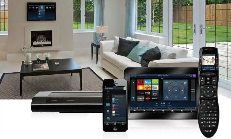 best home automation system design installation award. Black Bedroom Furniture Sets. Home Design Ideas