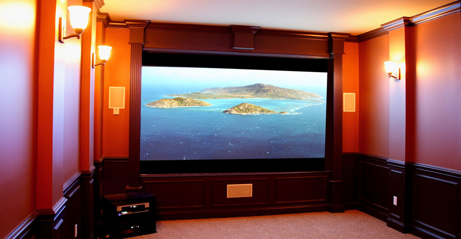 Home Theater and Flat Panel LCD / Plasma TV Installation in ...