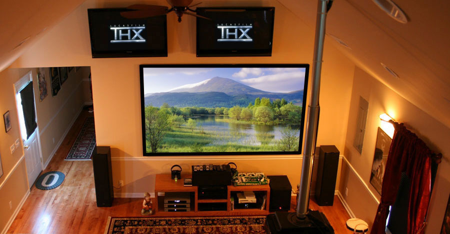 Home Theater TV Installation Nashville Tennessee