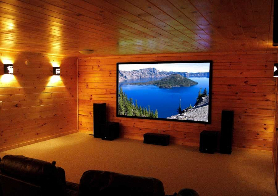 Tennessee 39 s 1 home theater system design and installation - Home theater design and installation ...