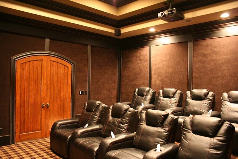 Home Theater System Design And Installation Service Bwood Tn