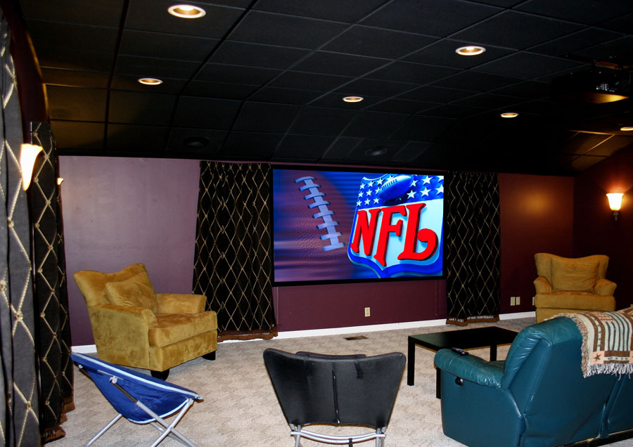 Home Theater and TV Installation Brentwood Tennessee