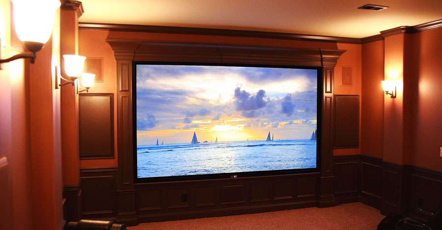 Custom Home Theater System TV Installation Gallatin Tennessee