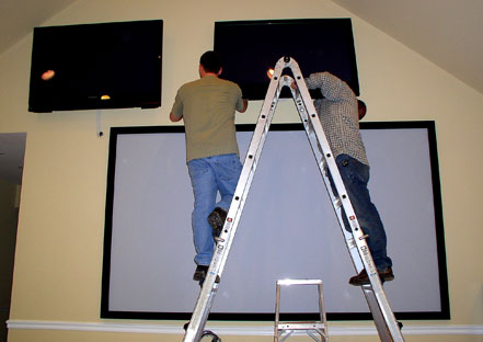 Home Theater System TV Installation Murfreesboro Tennessee