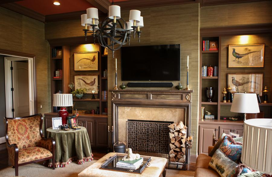 On Wall And Over Fireplace Tv Mounting Installation Services Starting 199 99