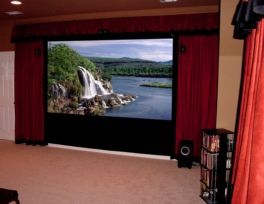 Home Theater TV Installation Brentwood Tennessee