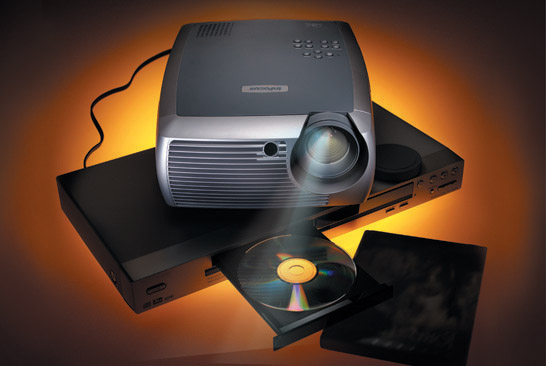 Home Theater Projector Installation Tennessee