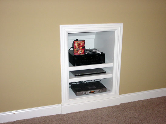 Custom Home Theater System TV Installation Nashville Tennessee